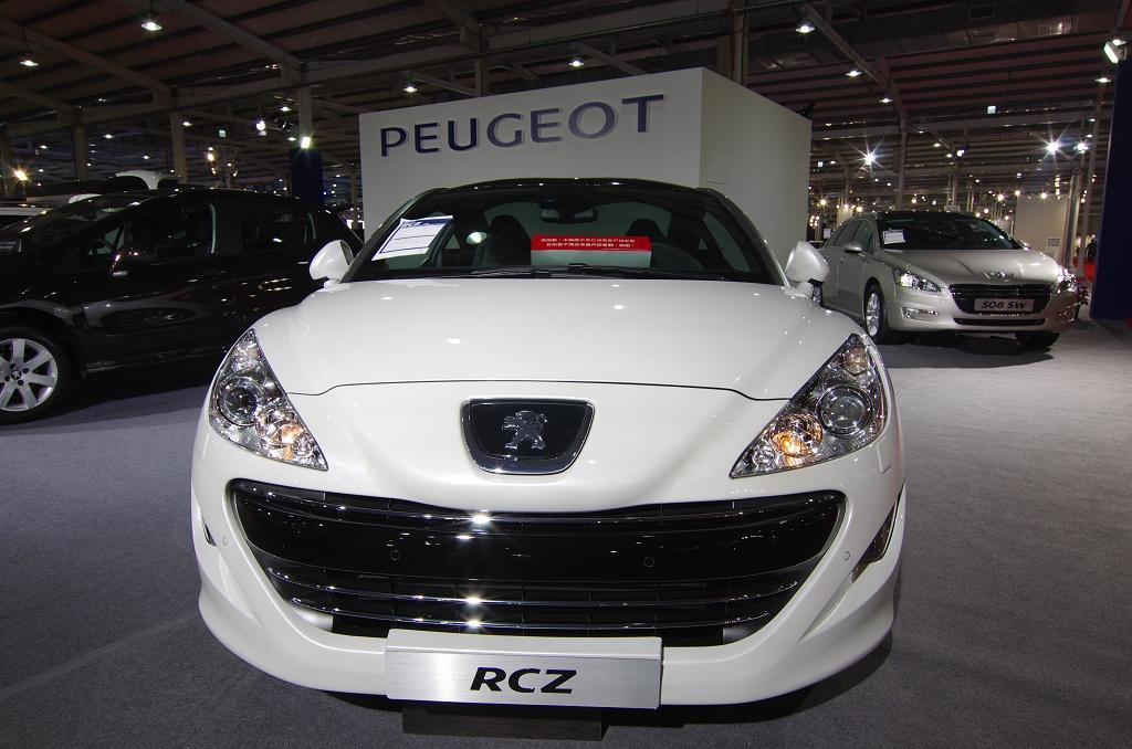 2013台中車展