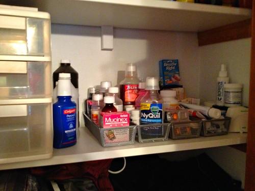 medicine organizes