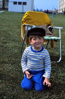 West Germany   -   Crailsheim   -   McKee Barracks   -   Picnic   -   Jeb   -   June 1980