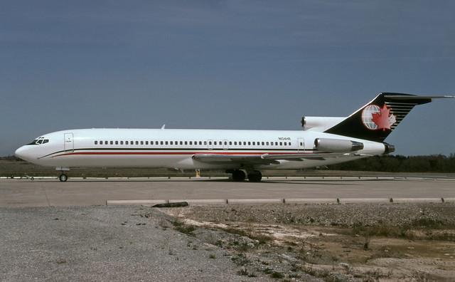 N104HR (ex CargoJet / StarJet)