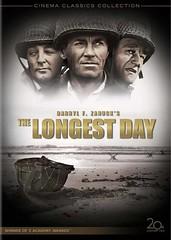 最长的一天The Longest Day(1962)_1944年6月6日,盟军登陆日