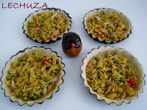 Tartaletas de arroz y queso Mahón (15)