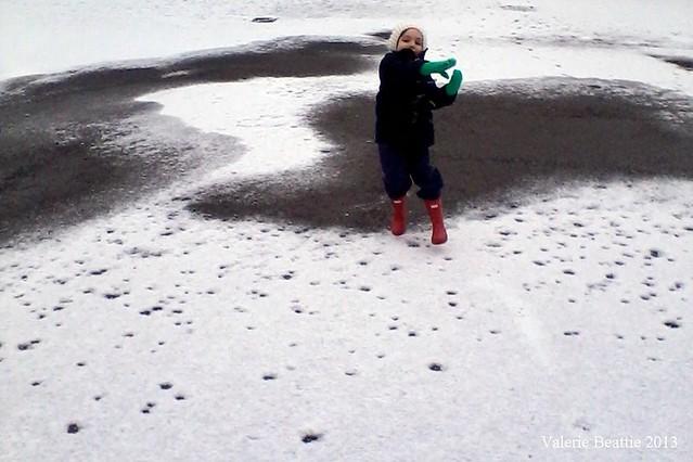 scotland snow winter