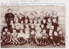 Willunga School, early 1890s