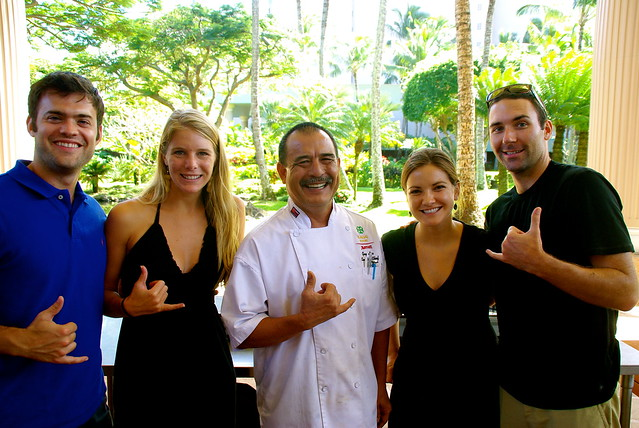 guy higa from kauai marriott