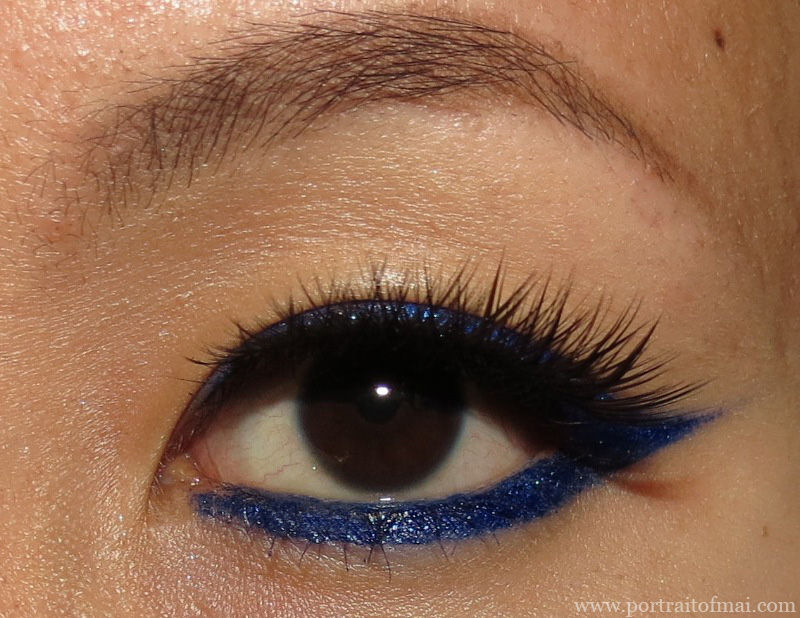 Sugarpill Electric Royal Blue
