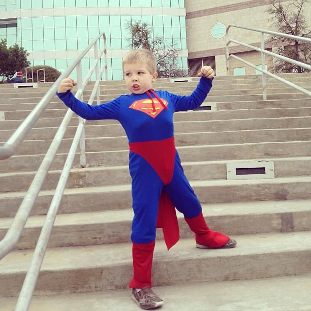 Super Liam! #herothon