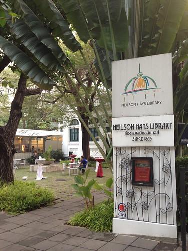 Nielsen Hay Library