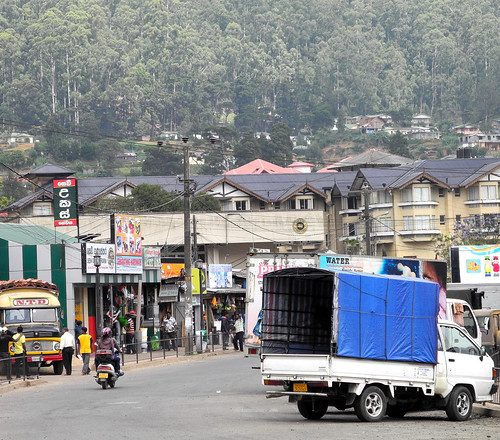 Nuwara Eliya, Downtown