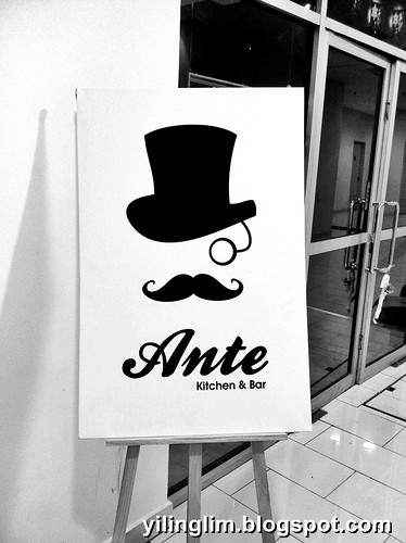 Ante - like a Sir!
