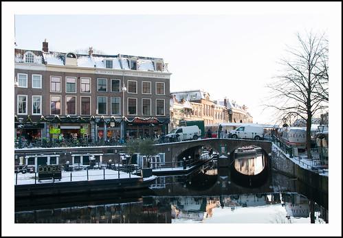 centrum Leiden by hans van egdom