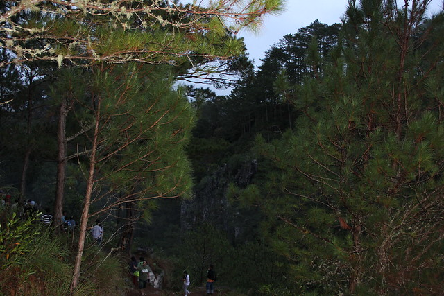 ECHO VALLEY AND HANGING COFFINS OF SAGADA