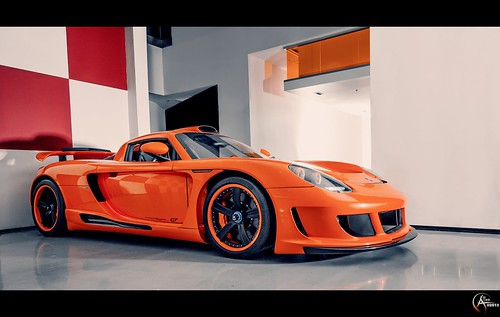 Gemballa Mirage GT by Savage Land Pictures
