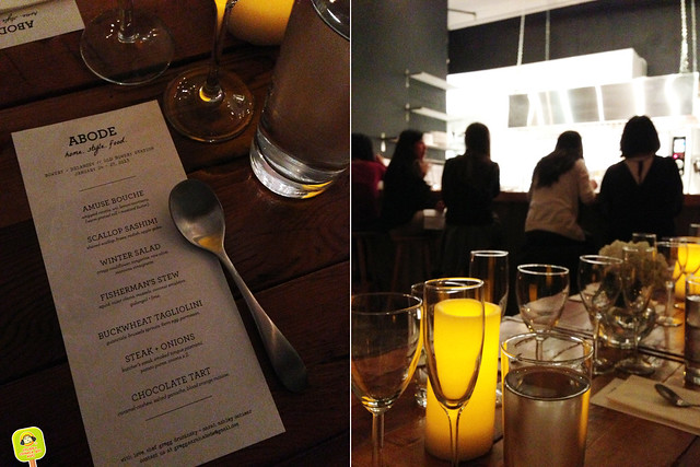 The Old Bowery Station - Abode family meal pop up dinner 3