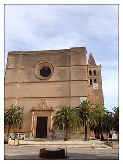 Visita a Porreres en Mallorca