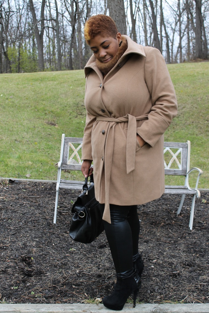 plus size outerwear