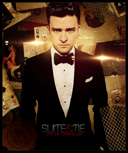 Justin Timberlake ( Suite & Tie )