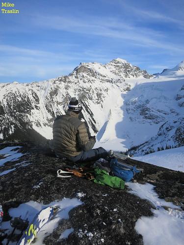 Heart Strings.... Pemberton ski!  photo Mike Traslin
