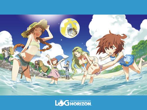130205(2) – 小說家「橙乃ままれ」於2-17即將來台,另一代表作《LOG HORIZON 記錄的地平線》將從秋天播出電視動畫!