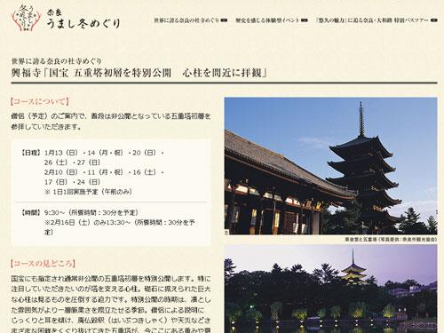 『奈良 うまし冬めぐり』-05