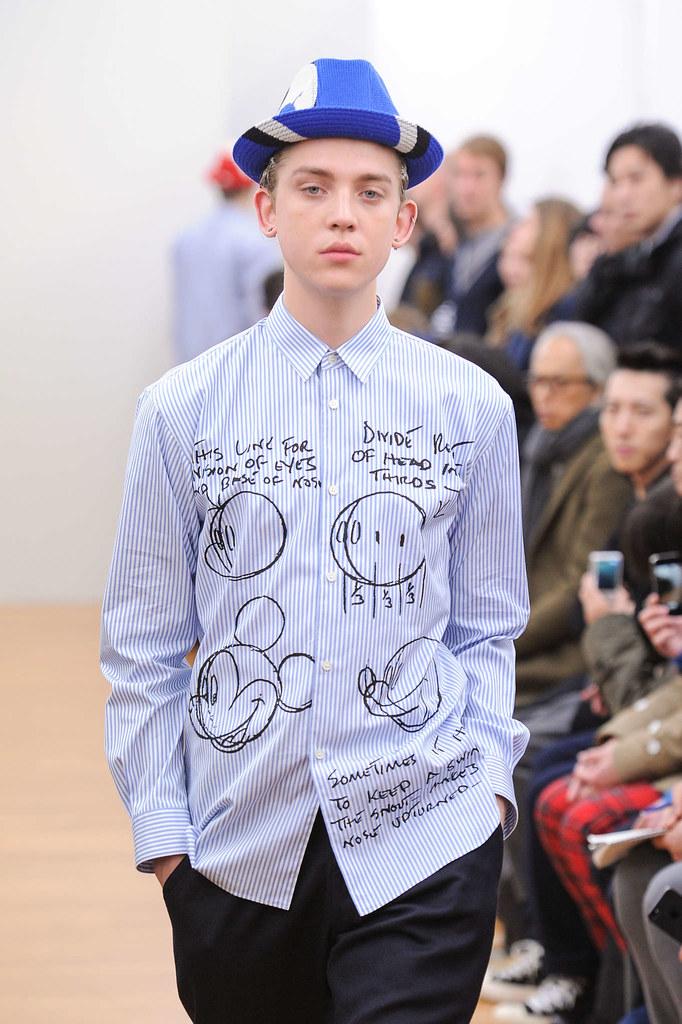 Jelle Haen3037_FW13 Paris Comme Des Garcons Shirt(fmag)