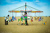 Ready for the ride! Marina Beach, Chennai  #chennai #india #tamilnadu #marina #Beach #colors #love #gettingready #fun #photography #landscape #street #chennailife #nikon #d3200 #life #photographer #waiting