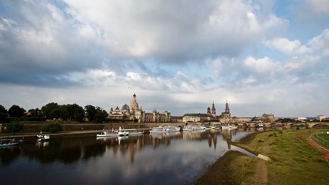 Good morning Dresden!