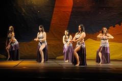 As Mil e Uma Noites - Coreo01 - Dança do Ventre