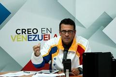 Capriles: El gobierno es el único que habla de violencia el 1º de septiembre https://t.co/20JgKo4ryf #acn August 29, 2016 at 10:58PM