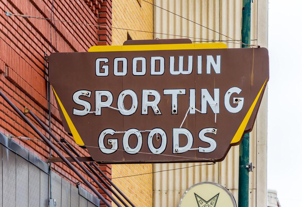 goodwin sporting goods