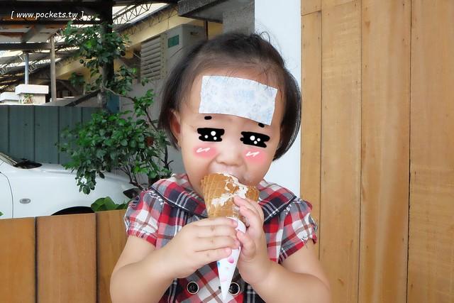29167947071 e72afd6353 z - 古研號 Gu-Yen-House:老宅改建霜淇淋專賣店,鄰近黎明新村和鹽與胡椒,有賣霜淇淋、甜點和飲料