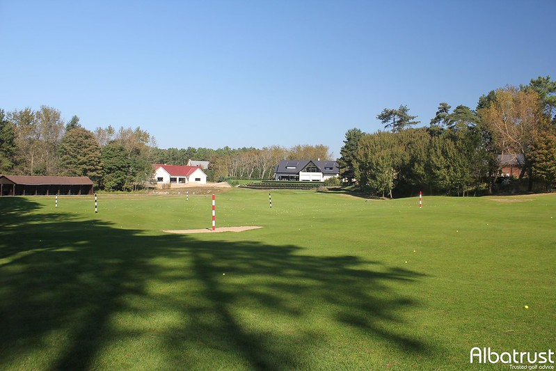 photo du golf Golf d'Hardelot - Practice - Putting green