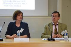 Hélène Delacour, CEREFIGE et Yves Petit, IRENEE