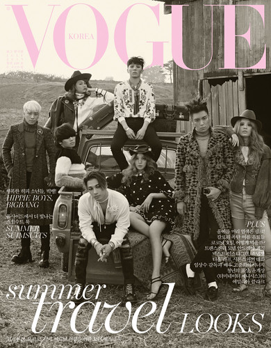 BIGBANG Vogue July 2015 011