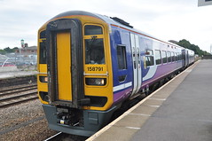 NORTHERN RAIL NORTH 158-791