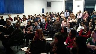Major Olimpio apresenta propostas aos funcionários da Meira Fernandes