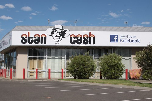Stan Cash rises again!