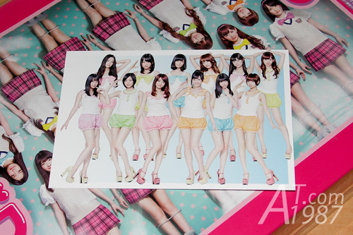 AKB48 2013 Official Calendar Box