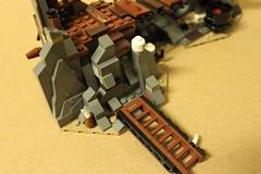 LEGO The Hobbit The Goblin King Battle (79010)
