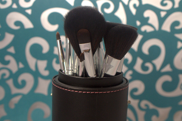 Elessa Jade's Cupcake Approved Makeup Brushes!
