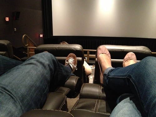 recliners at the movies