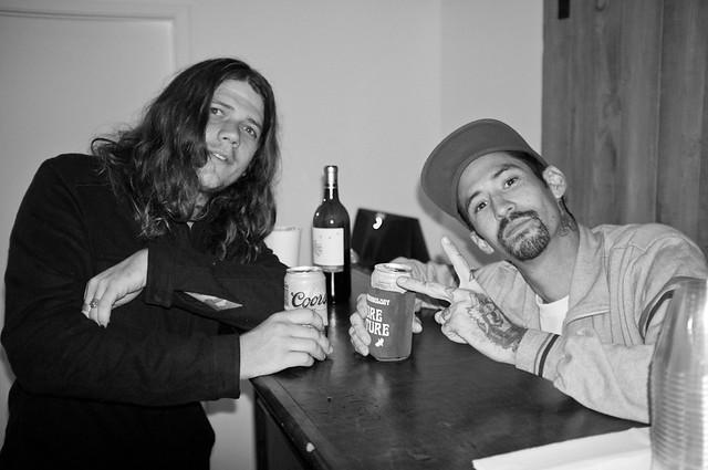 Zach & Carlos!