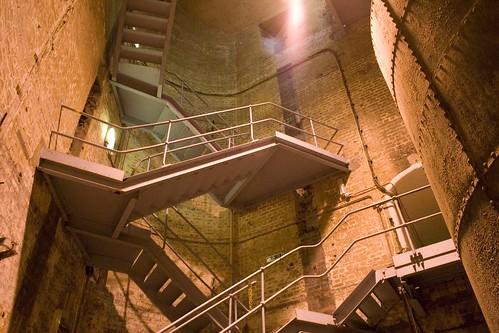 Tower Bridge Accumulator Room