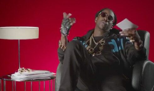 """2 Chainz Love Advice: """"The Quickest Way to a Man's Heart Is"""