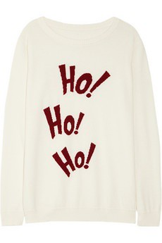 "Lot78 ""Ho! Ho! Ho!"" Sweater"