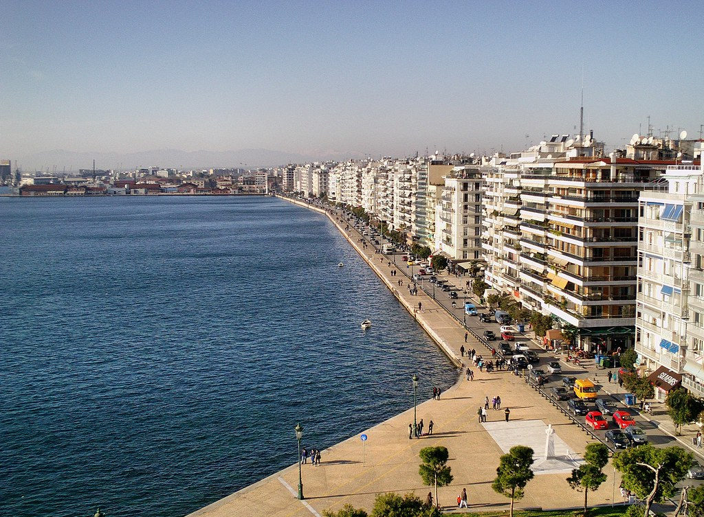 48 Hours in Thessaloniki