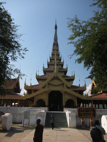 Mandalay Palace