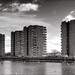 Thamesmead / Four towers