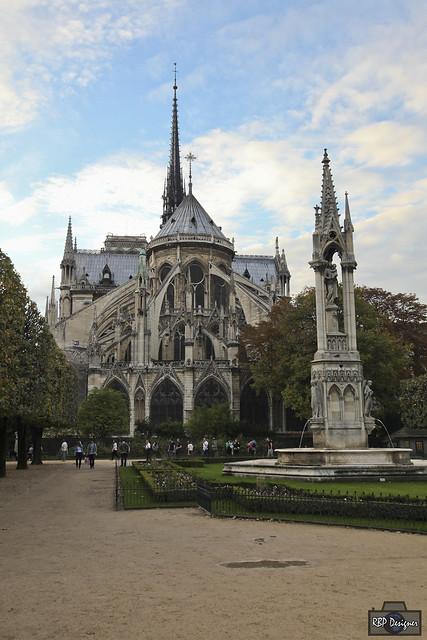 Catedral de Notre-Dame de Paris - Cathédrale Notre-Dame de Paris