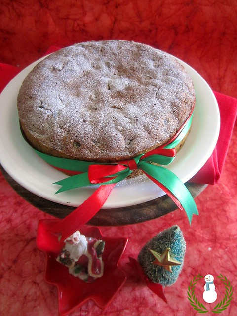 Christmas Fruit Cake | Christmas Baking